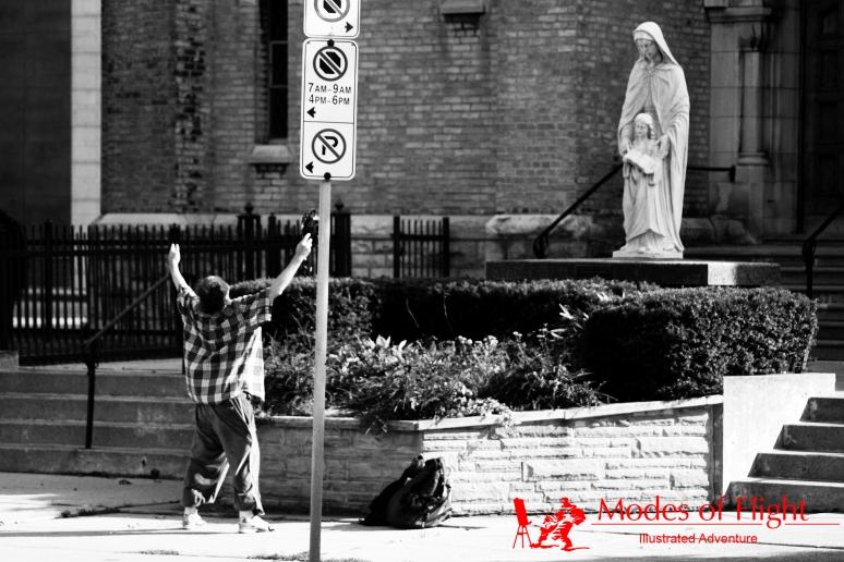 Allan TheMOFman Hamilton Ontario Street Photography