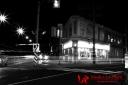 Black and white BW B&W Hamilton Ontario Canada contemporary urban photography