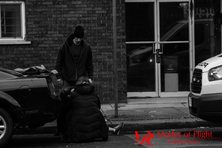 Black and white BW B&W Hamilton Ontario Canada documentary photography photo essay